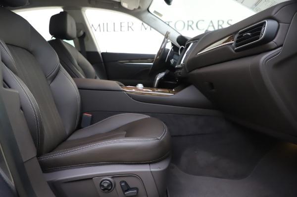 New 2020 Maserati Levante S Q4 GranLusso for sale $100,485 at Maserati of Westport in Westport CT 06880 26
