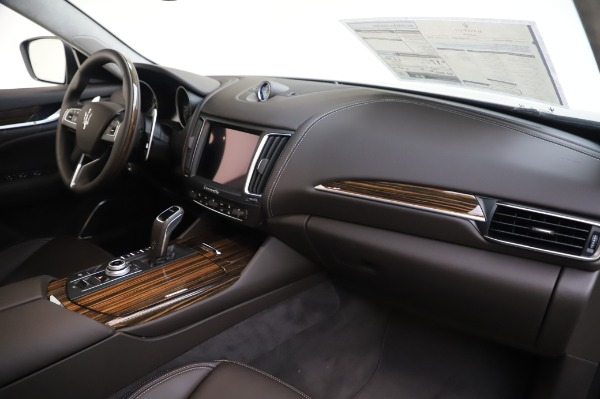 New 2020 Maserati Levante S Q4 GranLusso for sale $100,485 at Maserati of Westport in Westport CT 06880 27