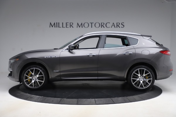 New 2020 Maserati Levante S Q4 GranLusso for sale $100,485 at Maserati of Westport in Westport CT 06880 3