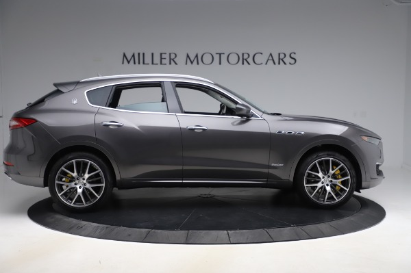 New 2020 Maserati Levante S Q4 GranLusso for sale $100,485 at Maserati of Westport in Westport CT 06880 9