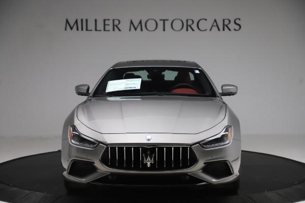 New 2020 Maserati Ghibli S Q4 GranSport for sale $93,285 at Maserati of Westport in Westport CT 06880 12