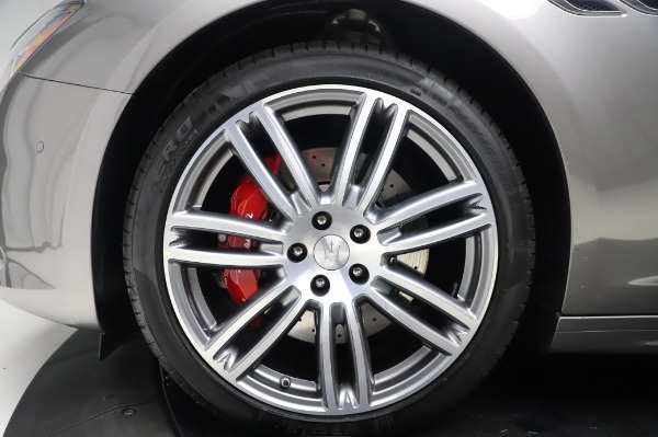 New 2020 Maserati Ghibli S Q4 GranSport for sale $93,285 at Maserati of Westport in Westport CT 06880 13