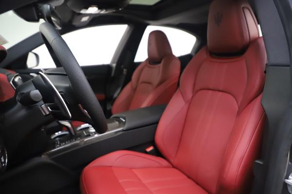 New 2020 Maserati Ghibli S Q4 GranSport for sale $93,285 at Maserati of Westport in Westport CT 06880 14