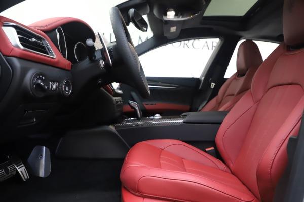 New 2020 Maserati Ghibli S Q4 GranSport for sale $93,285 at Maserati of Westport in Westport CT 06880 15
