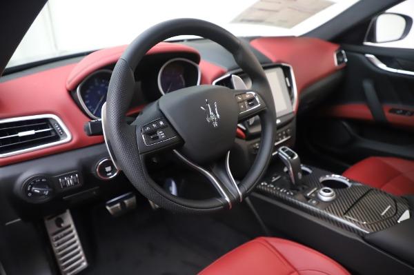 New 2020 Maserati Ghibli S Q4 GranSport for sale $93,285 at Maserati of Westport in Westport CT 06880 16