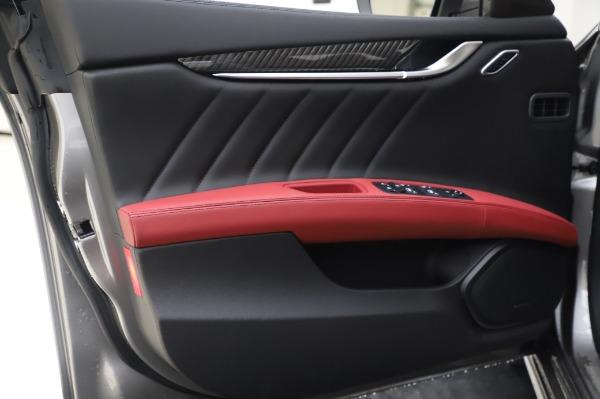 New 2020 Maserati Ghibli S Q4 GranSport for sale $93,285 at Maserati of Westport in Westport CT 06880 17