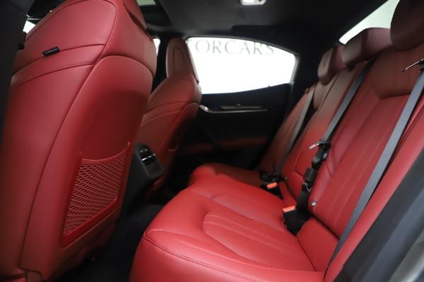 New 2020 Maserati Ghibli S Q4 GranSport for sale $93,285 at Maserati of Westport in Westport CT 06880 19