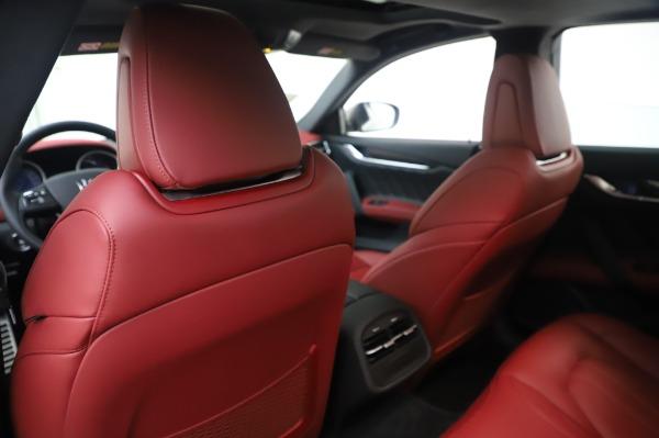 New 2020 Maserati Ghibli S Q4 GranSport for sale $93,285 at Maserati of Westport in Westport CT 06880 20