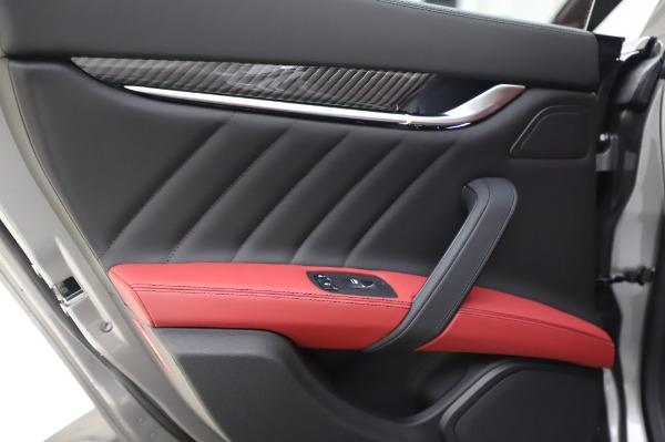 New 2020 Maserati Ghibli S Q4 GranSport for sale $93,285 at Maserati of Westport in Westport CT 06880 21