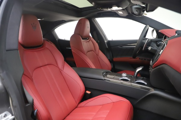 New 2020 Maserati Ghibli S Q4 GranSport for sale $93,285 at Maserati of Westport in Westport CT 06880 22