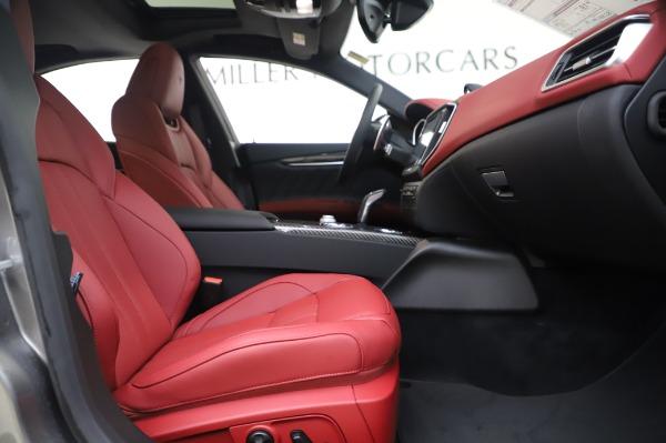 New 2020 Maserati Ghibli S Q4 GranSport for sale $93,285 at Maserati of Westport in Westport CT 06880 23