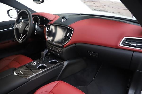 New 2020 Maserati Ghibli S Q4 GranSport for sale $93,285 at Maserati of Westport in Westport CT 06880 24