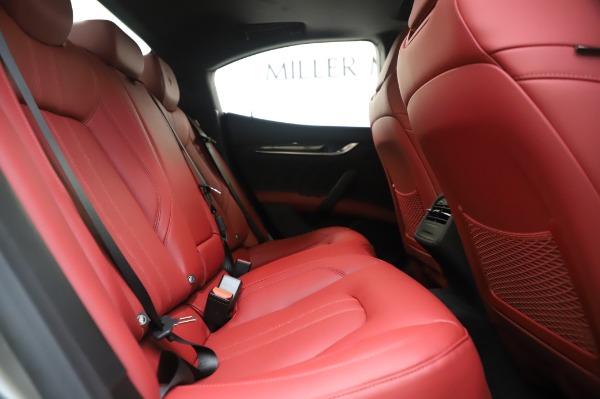New 2020 Maserati Ghibli S Q4 GranSport for sale $93,285 at Maserati of Westport in Westport CT 06880 26