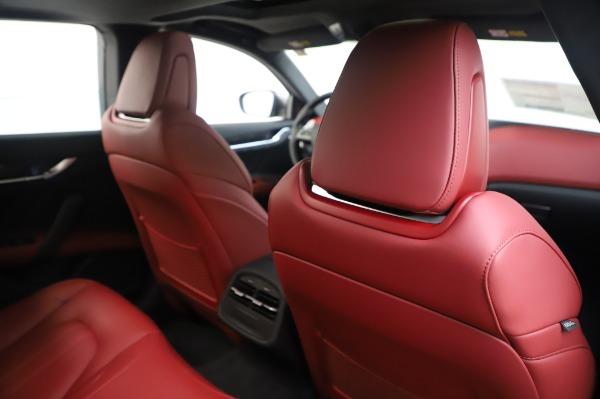 New 2020 Maserati Ghibli S Q4 GranSport for sale $93,285 at Maserati of Westport in Westport CT 06880 27