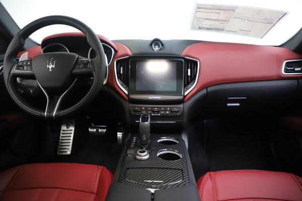 New 2020 Maserati Ghibli S Q4 GranSport for sale $93,285 at Maserati of Westport in Westport CT 06880 28