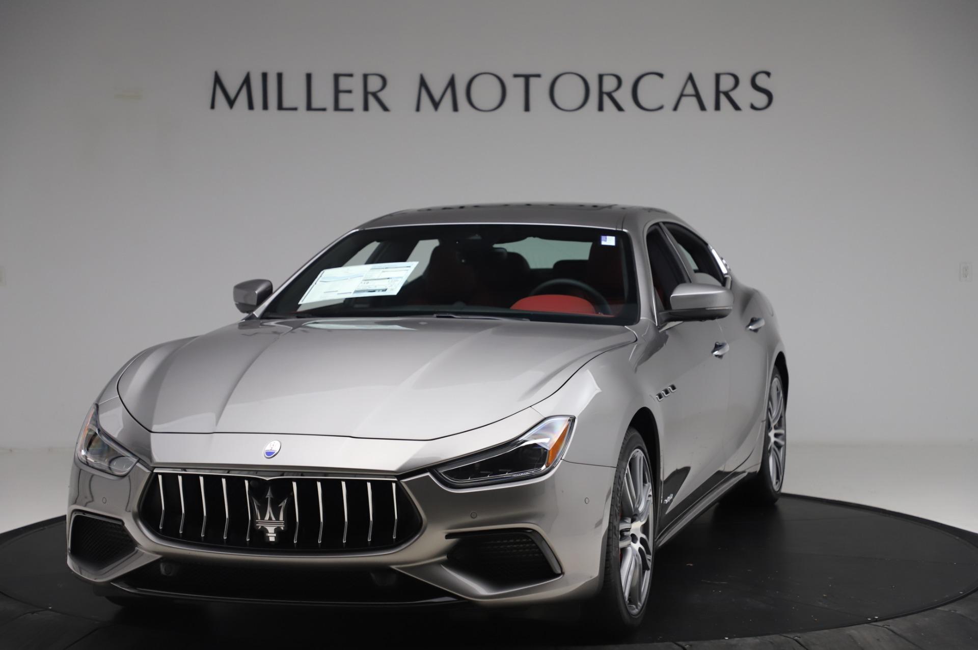 New 2020 Maserati Ghibli S Q4 GranSport for sale $93,285 at Maserati of Westport in Westport CT 06880 1