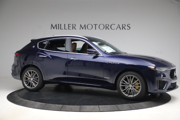 New 2020 Maserati Levante Q4 GranSport for sale $85,585 at Maserati of Westport in Westport CT 06880 10