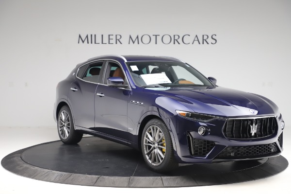 New 2020 Maserati Levante Q4 GranSport for sale $85,585 at Maserati of Westport in Westport CT 06880 11