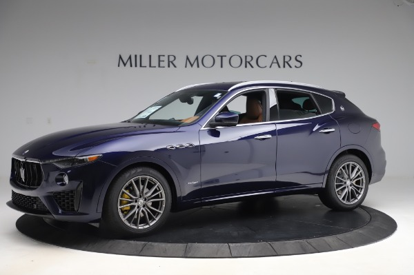 New 2020 Maserati Levante Q4 GranSport for sale $85,585 at Maserati of Westport in Westport CT 06880 2