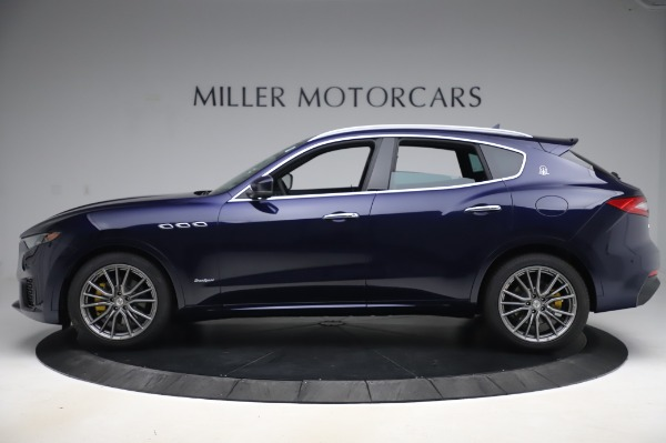 New 2020 Maserati Levante Q4 GranSport for sale $85,585 at Maserati of Westport in Westport CT 06880 3