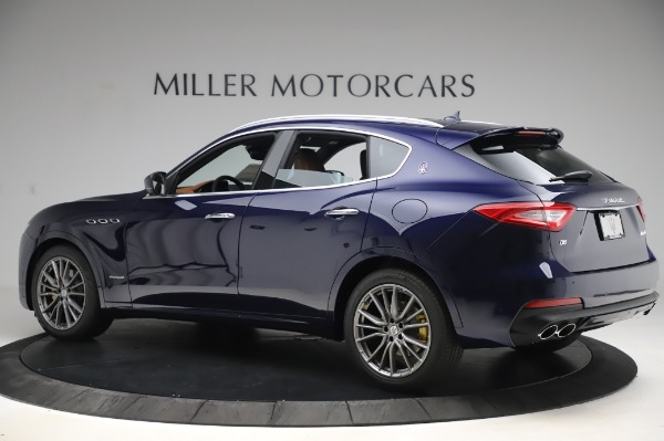 New 2020 Maserati Levante Q4 GranSport for sale $85,585 at Maserati of Westport in Westport CT 06880 4