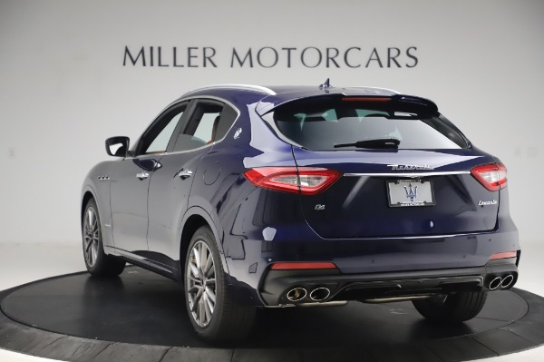 New 2020 Maserati Levante Q4 GranSport for sale $85,585 at Maserati of Westport in Westport CT 06880 5