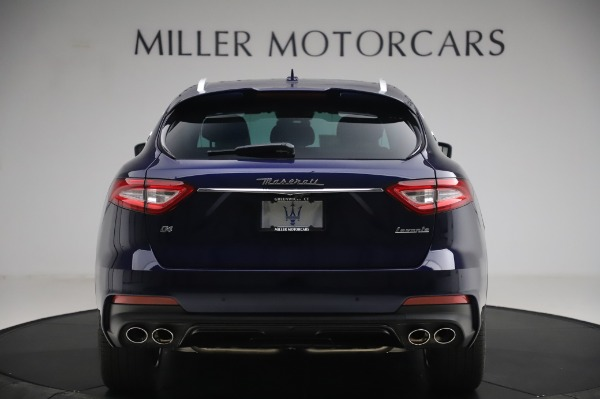 New 2020 Maserati Levante Q4 GranSport for sale $85,585 at Maserati of Westport in Westport CT 06880 6