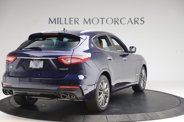 New 2020 Maserati Levante Q4 GranSport for sale $85,585 at Maserati of Westport in Westport CT 06880 7