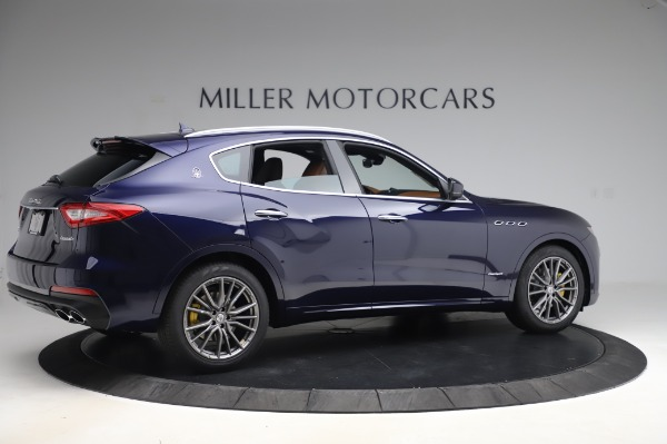 New 2020 Maserati Levante Q4 GranSport for sale $85,585 at Maserati of Westport in Westport CT 06880 8