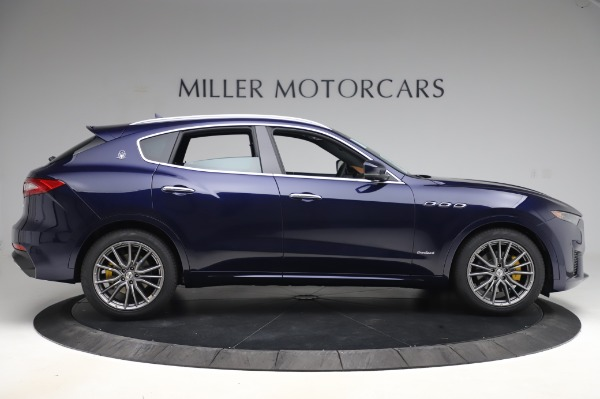 New 2020 Maserati Levante Q4 GranSport for sale $85,585 at Maserati of Westport in Westport CT 06880 9