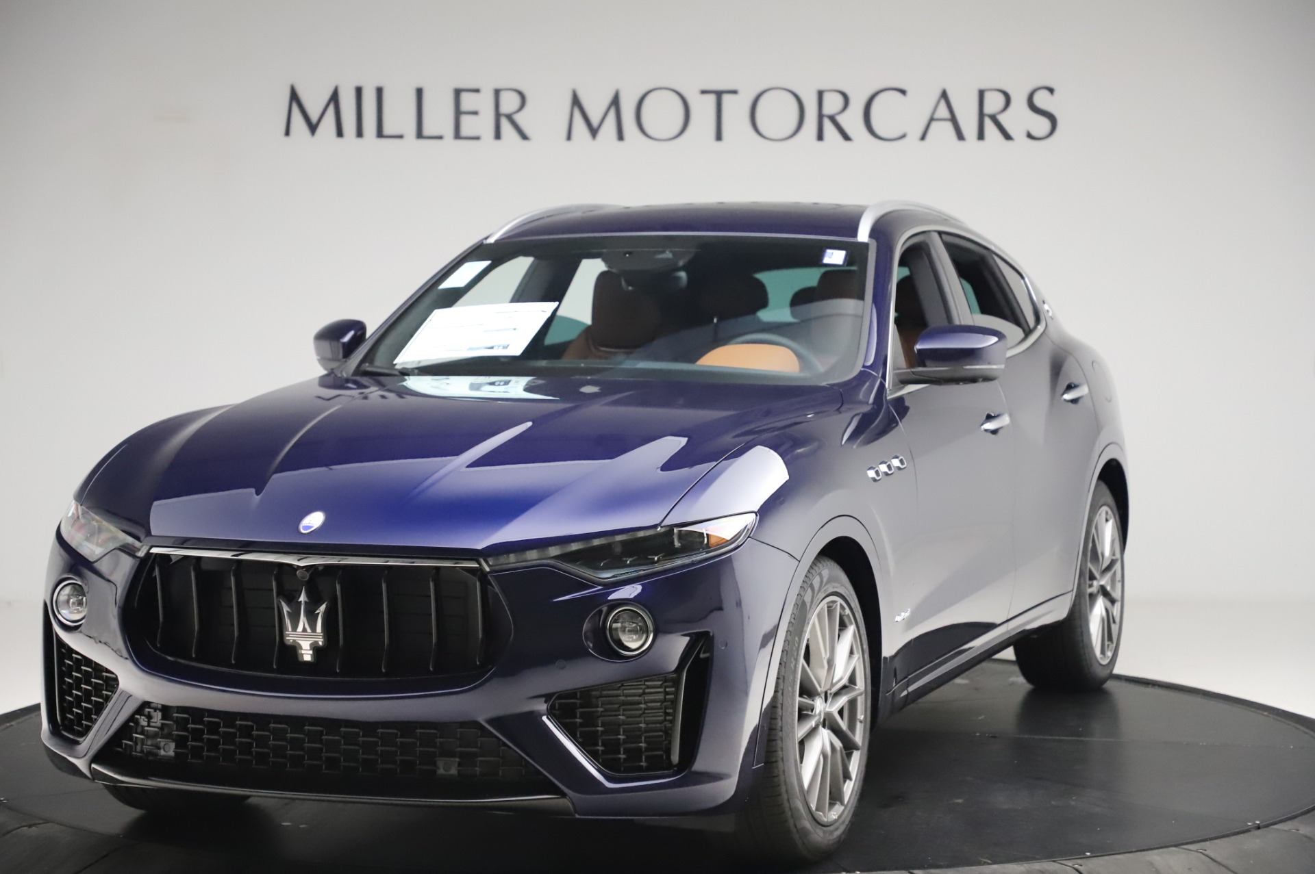 New 2020 Maserati Levante Q4 GranSport for sale $85,585 at Maserati of Westport in Westport CT 06880 1