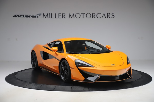 Used 2017 McLaren 570S for sale Sold at Maserati of Westport in Westport CT 06880 10