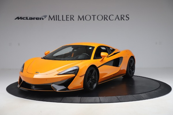 Used 2017 McLaren 570S Coupe for sale $149,900 at Maserati of Westport in Westport CT 06880 14