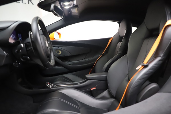 Used 2017 McLaren 570S for sale Sold at Maserati of Westport in Westport CT 06880 17