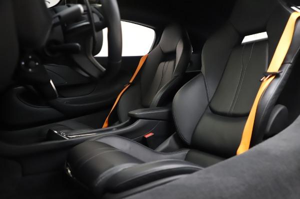 Used 2017 McLaren 570S Coupe for sale $149,900 at Maserati of Westport in Westport CT 06880 18