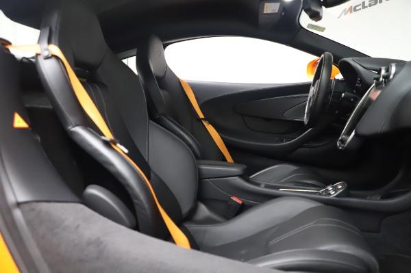 Used 2017 McLaren 570S Coupe for sale $149,900 at Maserati of Westport in Westport CT 06880 21