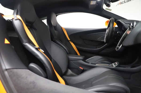 Used 2017 McLaren 570S for sale Sold at Maserati of Westport in Westport CT 06880 21