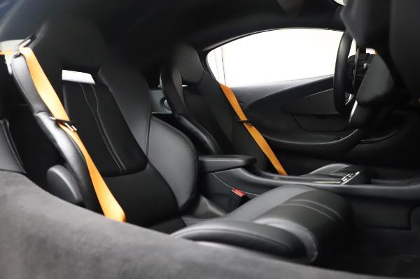 Used 2017 McLaren 570S Coupe for sale $149,900 at Maserati of Westport in Westport CT 06880 22