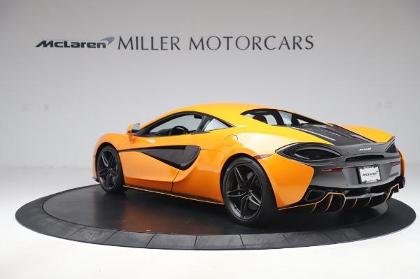 Used 2017 McLaren 570S Coupe for sale $149,900 at Maserati of Westport in Westport CT 06880 3