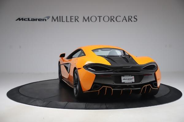 Used 2017 McLaren 570S Coupe for sale $149,900 at Maserati of Westport in Westport CT 06880 4