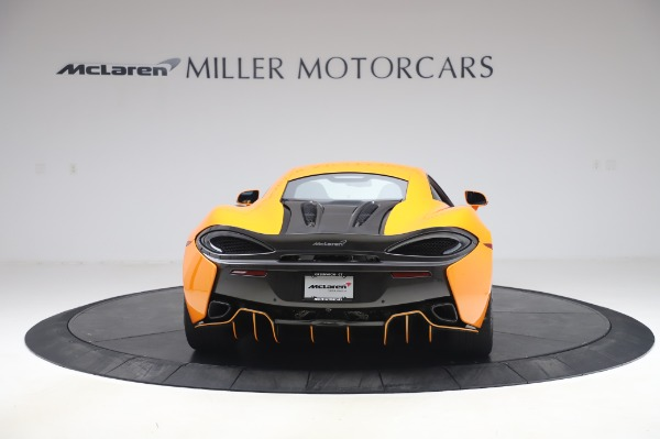 Used 2017 McLaren 570S Coupe for sale $149,900 at Maserati of Westport in Westport CT 06880 5