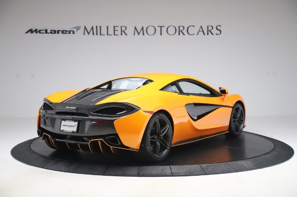 Used 2017 McLaren 570S for sale Sold at Maserati of Westport in Westport CT 06880 6