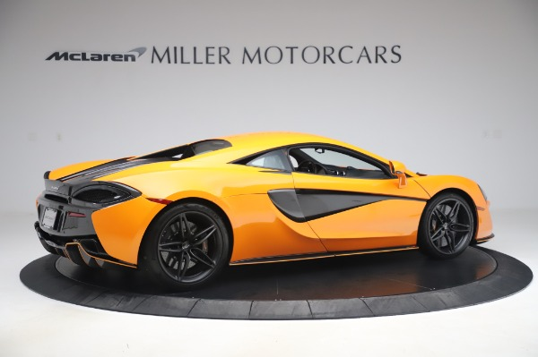 Used 2017 McLaren 570S for sale Sold at Maserati of Westport in Westport CT 06880 7