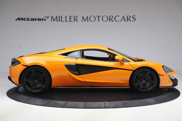 Used 2017 McLaren 570S Coupe for sale $149,900 at Maserati of Westport in Westport CT 06880 8