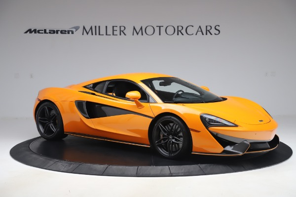 Used 2017 McLaren 570S for sale Sold at Maserati of Westport in Westport CT 06880 9
