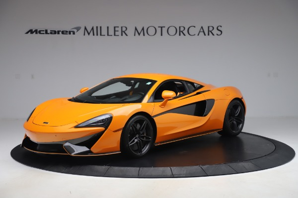 Used 2017 McLaren 570S for sale Sold at Maserati of Westport in Westport CT 06880 1