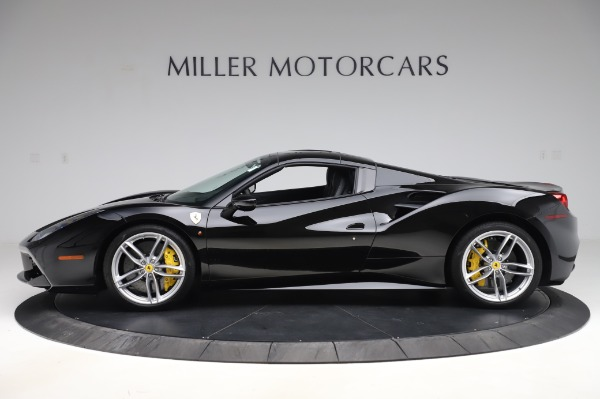 Used 2017 Ferrari 488 Spider for sale $284,900 at Maserati of Westport in Westport CT 06880 13