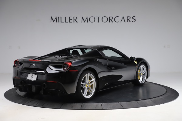 Used 2017 Ferrari 488 Spider for sale $284,900 at Maserati of Westport in Westport CT 06880 15