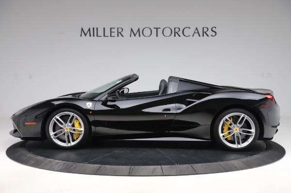 Used 2017 Ferrari 488 Spider for sale $284,900 at Maserati of Westport in Westport CT 06880 3