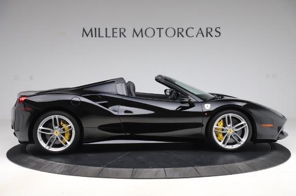 Used 2017 Ferrari 488 Spider for sale $284,900 at Maserati of Westport in Westport CT 06880 9